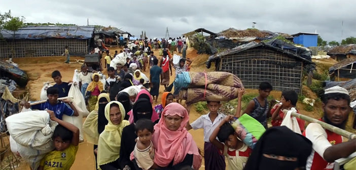 Gambia files charges against Myanmar at top UN court over Rohingya mistreatment