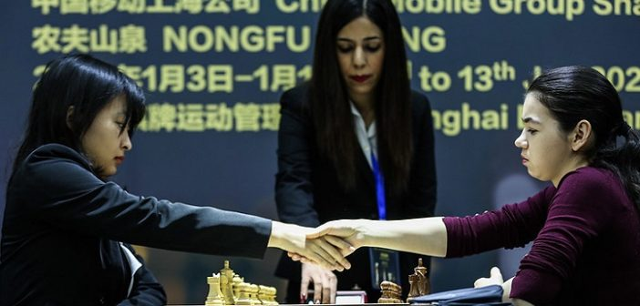 Iranian chess referee fears arrest if she returns home; flees to UK
