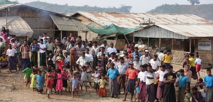 About 350,000 refugees in Myanmar at risk of coronavirus outbreak, says HRW