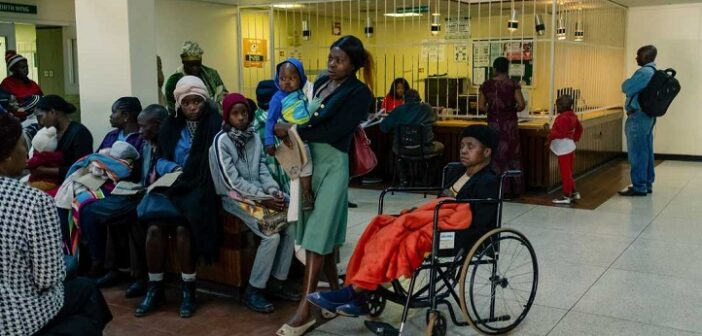 Health care crisis in Zimbabwe worsens as COVID-19 surges