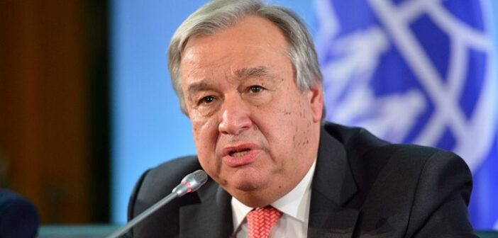Inclusion, more public participation will help forge better govt. policies – UN Chief