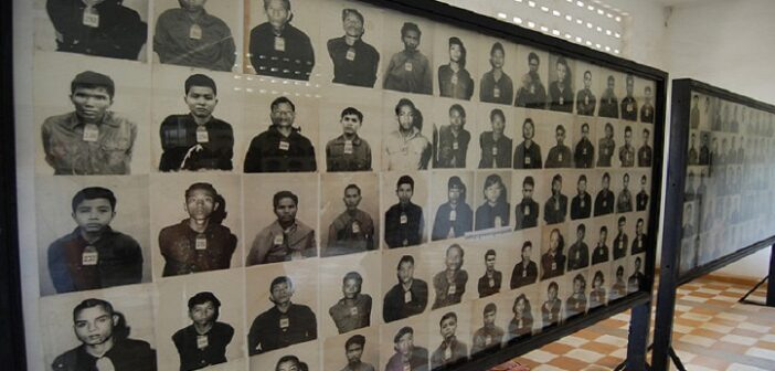 Photo-editing job on genocide victims sparks anger in Cambodia, online