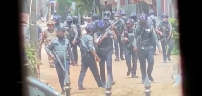 Myanmar security forces kill over 80 protesters with rifle grenades – Monitoring group