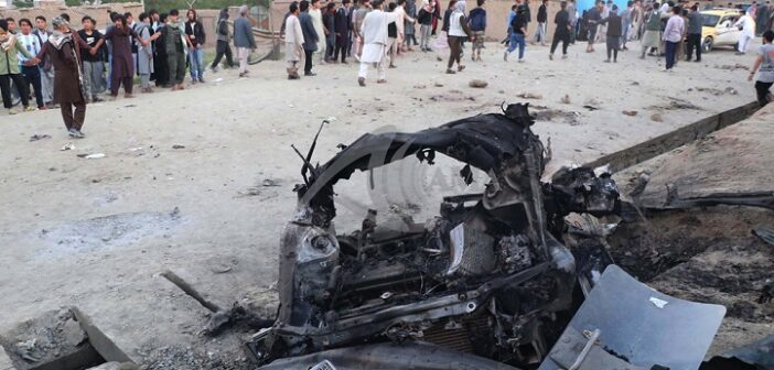 Death toll rises to 68 after girls school bombings in Afghanistan