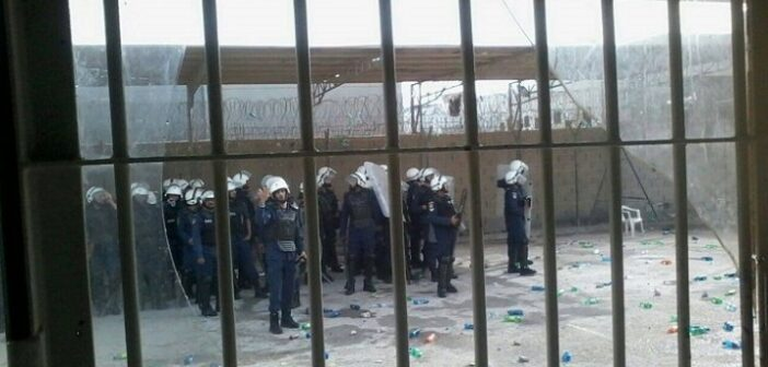Inmates allege brutal crackdown in response to Covid protest at Bahrain prison