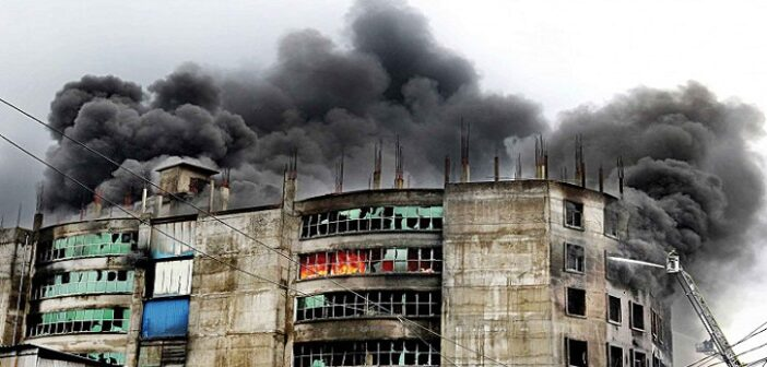At least 52 trapped workers killed in Bangladesh factory blaze