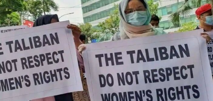 Taliban replace Afghan women's ministry with morality police office