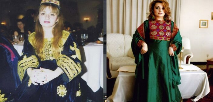 Afghan women launch #DoNotTouchMyClothes protest against Taliban