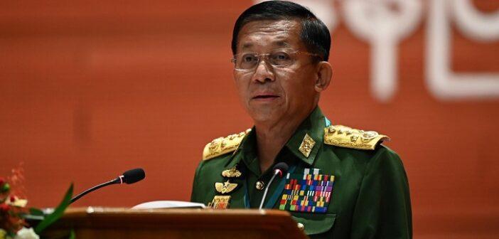 Myanmar junta to release 5,000 prisoners held over coup